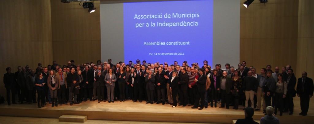 Alcaldes i alcaldesses de Catalunya de l'AMI