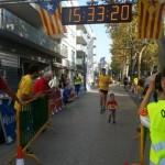Segona Milla Catalana a Vilanova i la Geltrú (Garraf)