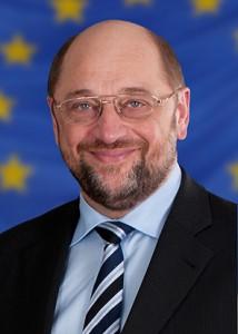 Martin Schulz, president del Parlament Europeu