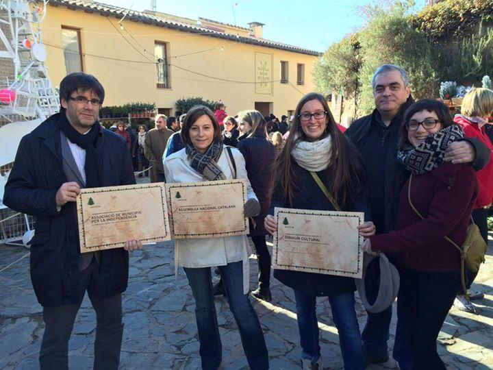 Premiats amb l'Avet d'Or de la Fira d'Espinelves
