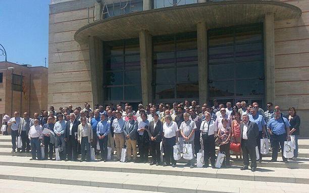 Assemblea general de l'AMI a Balaguer