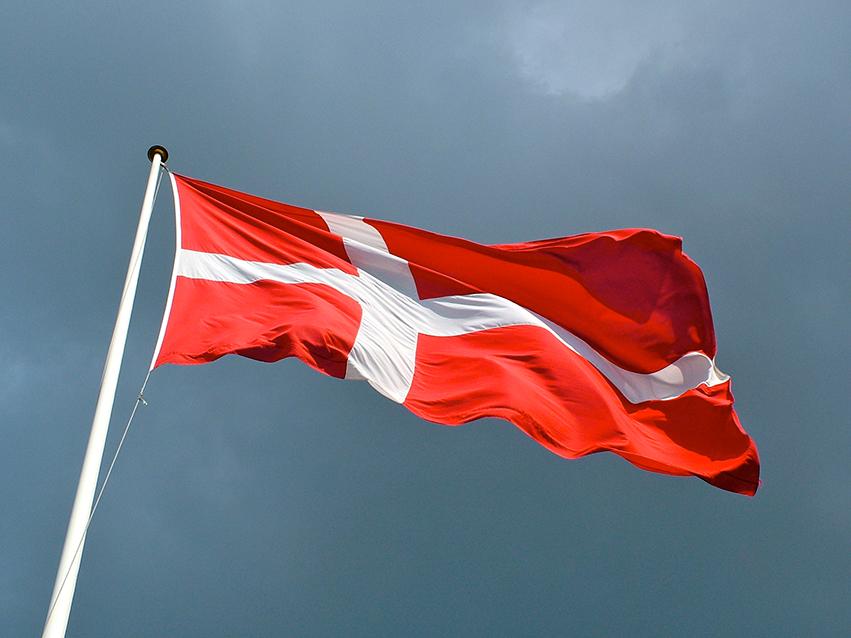 Bandera danesa