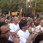 Carles Puigdemont, alcalde de Girona i president de l'AMI