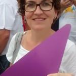 Agnès Ferré, alcaldessa de la Bisbal del Penedès