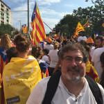 Lluís Amat, alcalde de la Vall d'en Bas