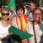 Marta Roqué, alcaldessa de Rellinars