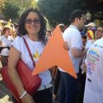 Anna Aragonès, alcaldessa de Riudecols