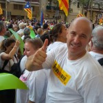 Carles Comes, alcalde de Torrelameu