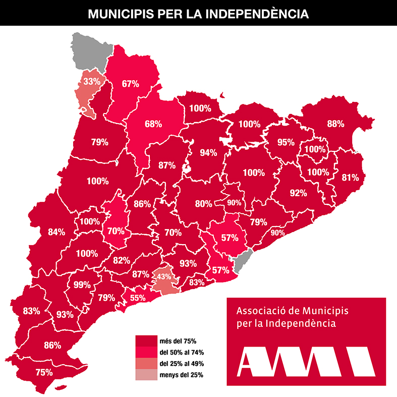 Municipis adherits a l'AMI