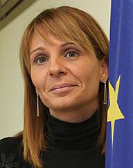 Elisabet Ferreres, vocal de l'AMI