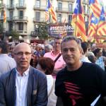 Concentració Barcelona -  País Lliure de corrupció d'Estat