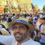 Andreu Francisco, alcalde d'Alella