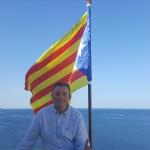 Josep Maria Cervera, alcalde d'El Port de la Selva