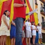 Josep Maria Tost, alcalde de Riudecanyes