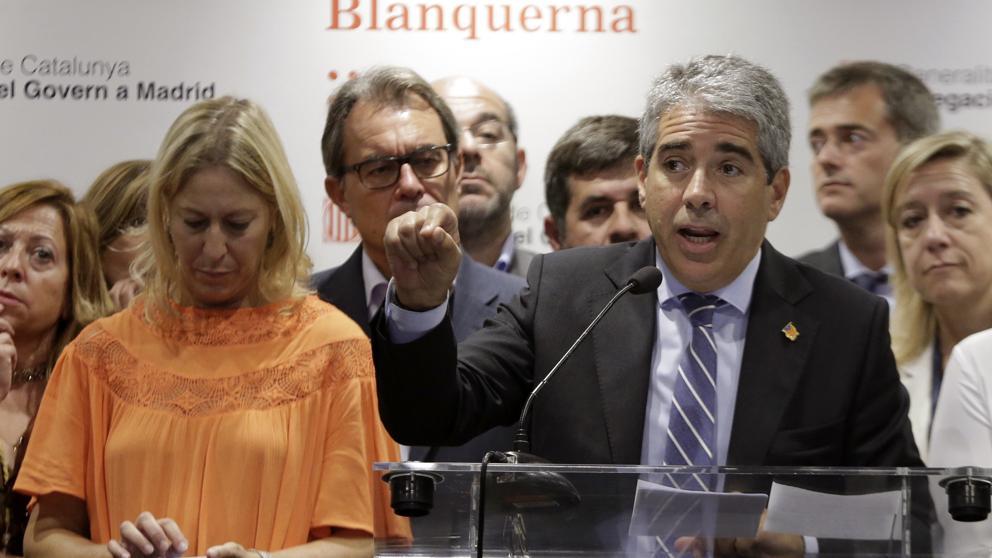 Foto Compareixença Madrid