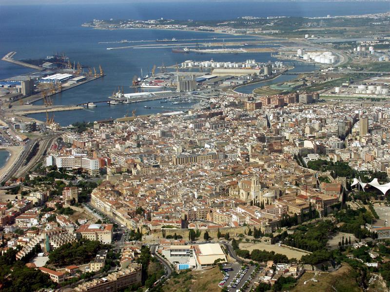 Vista general Tarragona
