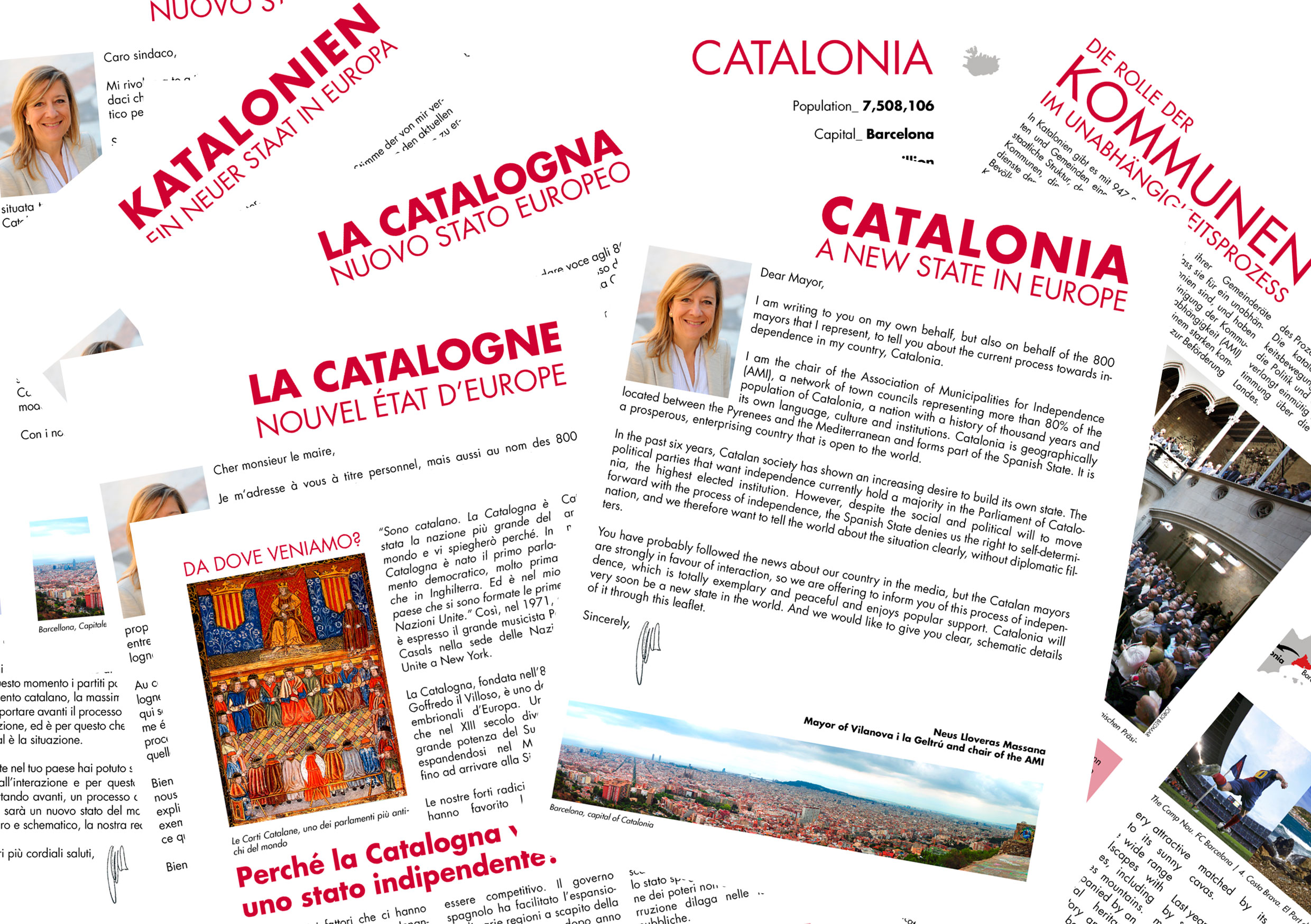 Catalonia, a new state in Europe