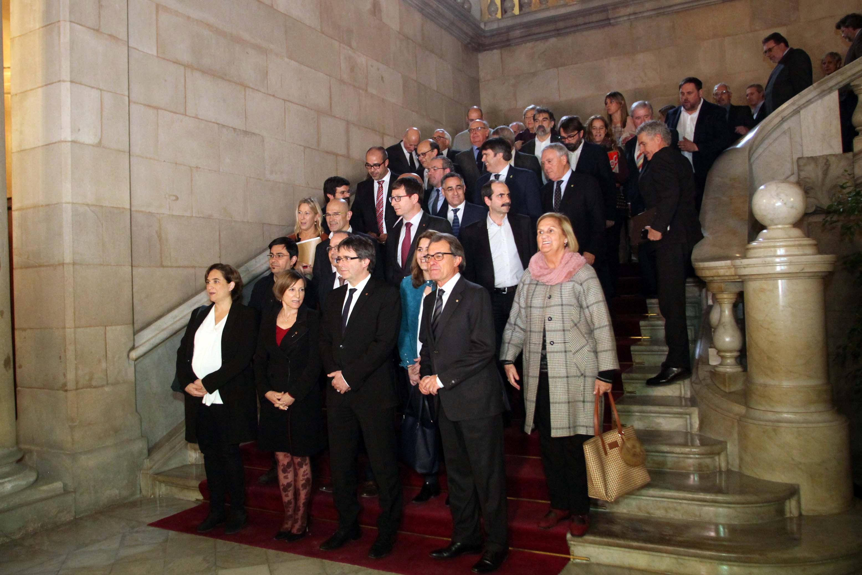 Parlament catalunya