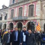 Actes suport Carme Forcadell declaració TSJC