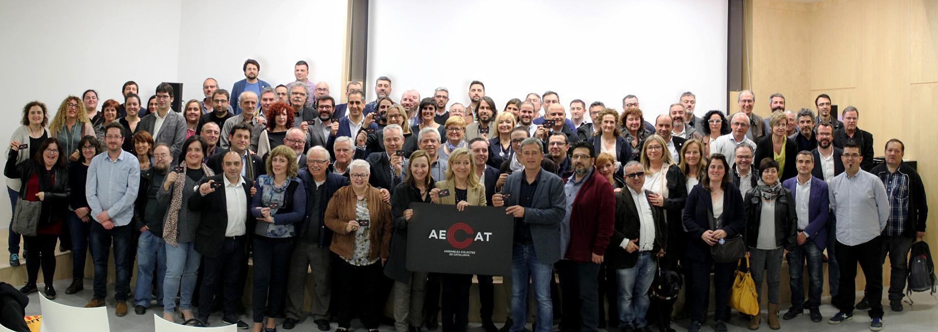 Electes de l'AECAT del Baix Llobregat