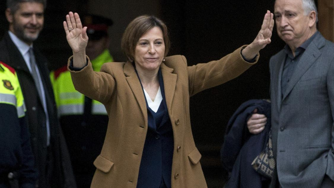 Carme Forcadell (foto ACN)